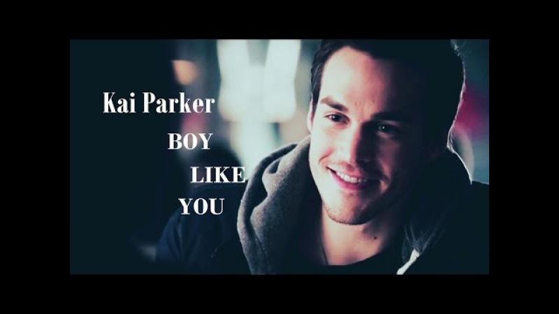 Kai [Malachai] Parker - Boy Like You