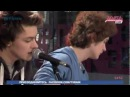 The Retuses - Письмо к женщине Live @ TV Rain
