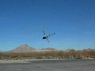 Вертолёт на пульте управления. Экстремальный полёт