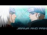 Наруто : Джирая против Пейна l Naruto: Jiraya vs Pain