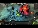 DOTA2 Epic Fail kreeps are stronger than heroes :D