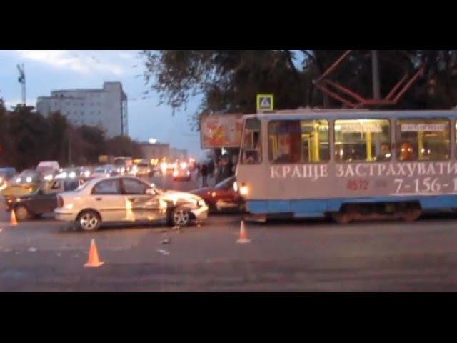 хуёвый харьков ! аварии и дтп по Харьковски