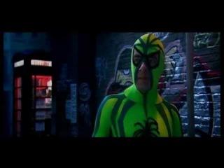 Мистер Бин человек паук / Mr. Bean Spiderman comedy FULL movie