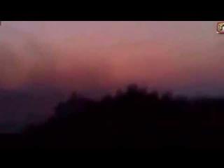 Красота. Ночная перестрелка. Луганск. 14.07.2014