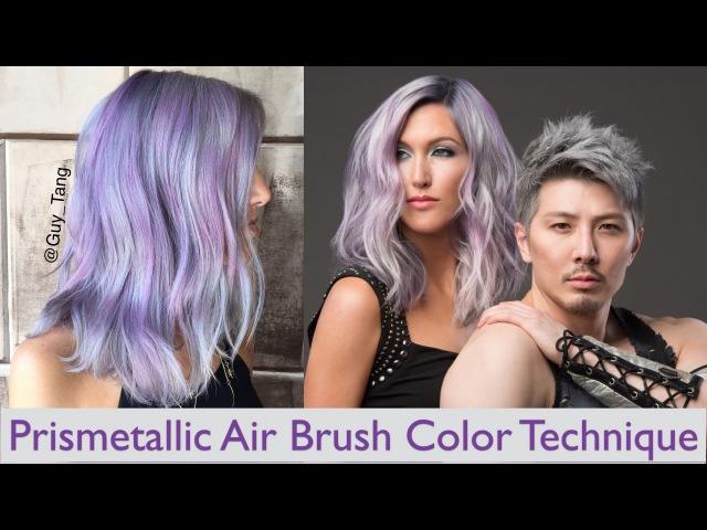 Prismetallic Air Brush Color Technique