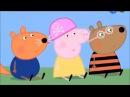 Свинка Пеппа слушает РОК /PEPPA PIG ROCK киш смотреть всем