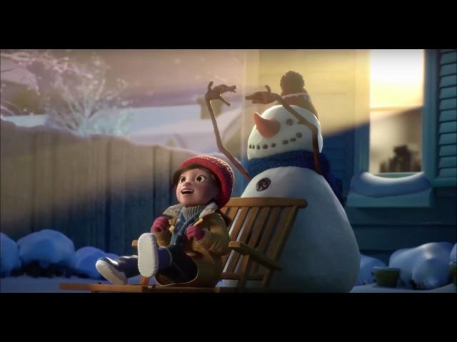 Eng Pi Link Нас нет Лили и Снеговик