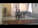 Владимир Зубицкий - Посвящение Астору Пьяццолле (I часть)