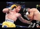 Saul Canelo Alvarez Creative Punching