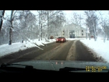 Не такой уж страшный снегопад, как в новостях рассказывают. Пермь-08.12.15.