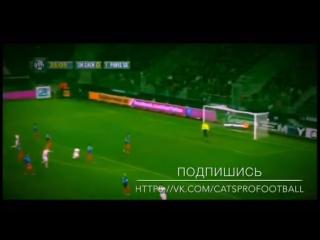 ПСЖ Кан 3-0 гол Ибрагимовича
