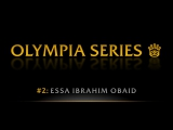 OLYMPIA SERIES_ Essa Ibrahim Obaid _ Pro BB World