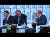 Выступление Владимира Путина на пленарном заседании ПМЭФ / 19.06.15