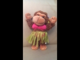 Танец обезьянки