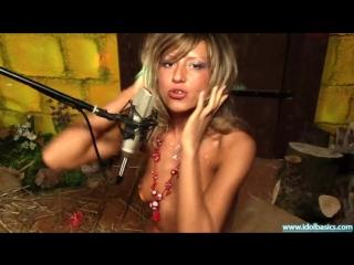 Смотреть порно русское девушка трахается и поет