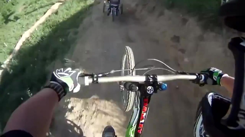 Mountain Handbikers are AWESOME (handbike,handcycle)