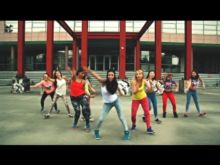Dancehall routine by Roza | Sakhalin, Russia | Music: T.O.K. - yardie