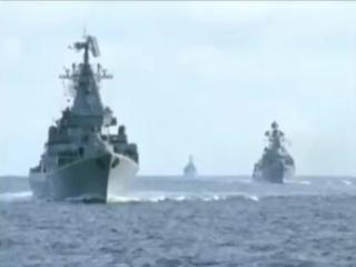 Самый мощный надводный корабль в мире - Петр Великий. Надводные атомоходы России