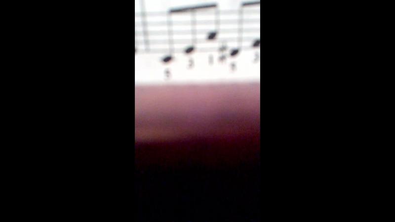 Konsert for alto (klavier) C-dur (sat.16)