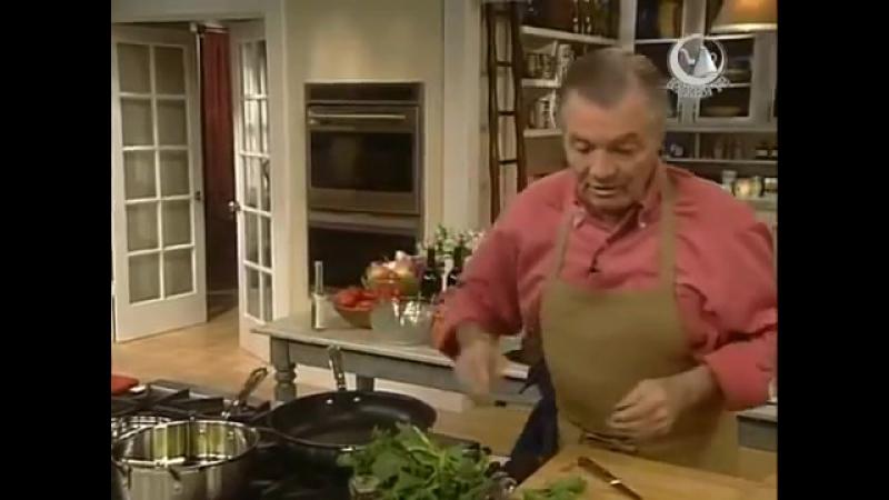 Жак Пепэн Фаст Фуд, как я его вижу 7 серия airvideo