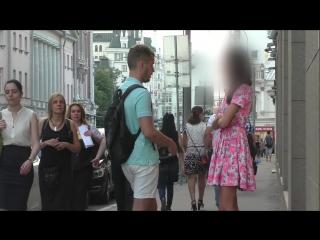 Пикап. Парень познакомился с молоденькой стройняшкой Знакомство и свидание с девушкой (Антон Иноземцев)