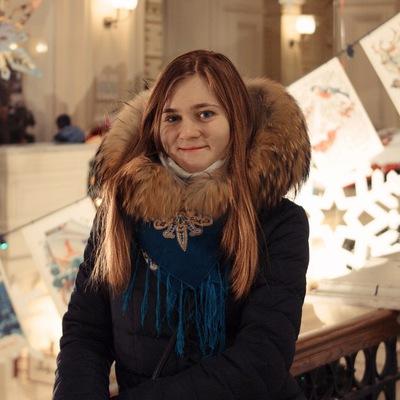 Анна Мошкина