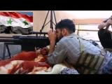 18+(Сирия).Смерть снайпера