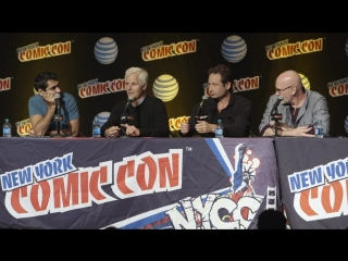 THE X-FILES - New York Comic Con- The Mythology - FOX