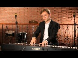 Casio CDP-130 Экспромт-фантазия до-диез минор, Op. 66 - Фредерик Шопен (Frederic Chopin)