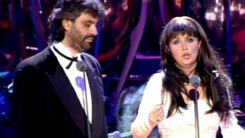 Andrea Bocelli Sarah Brightman - Time to Say Goodbye