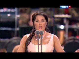 Kонцерт Анны Нетребко и Дмитрия Хворостовского. Anna Netrebko, Dmitri Hvorostovsky