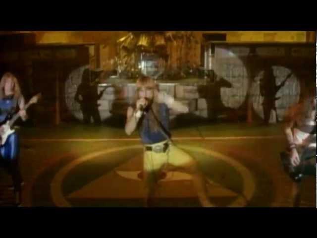 Iron Maiden - 2 Minutes To Midnight (Rare Alternate Version - Widescreen)