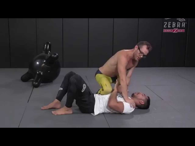 CXT   The Knee on Belly Switch with Jeff Glover
