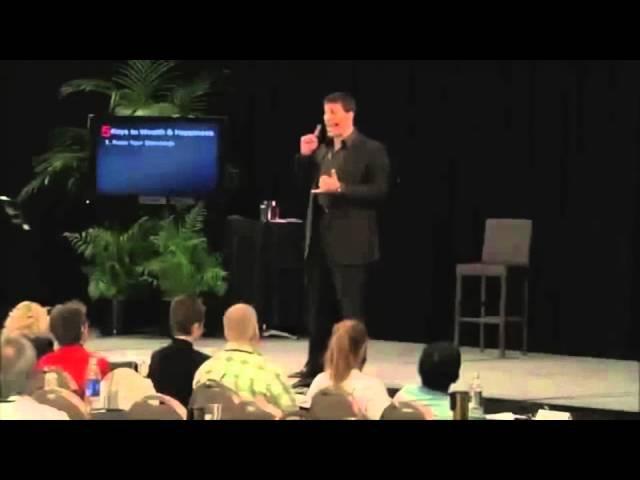 Тони Роббинс 5 ключей к процветанию и здоровью Часть 1 смотреть онлайн без регистрации