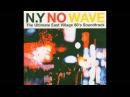Various Artists N Y No Wave