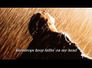 Raindrops Keep Falling On My Head ( 1969 ) - B. J. THOMAS - Lyrics
