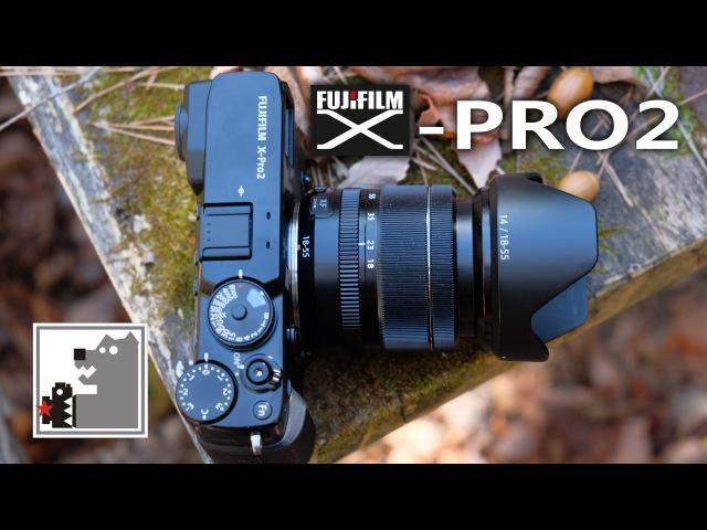 Fujifilm X-Pro2   Лучший фотоаппарат APS-C