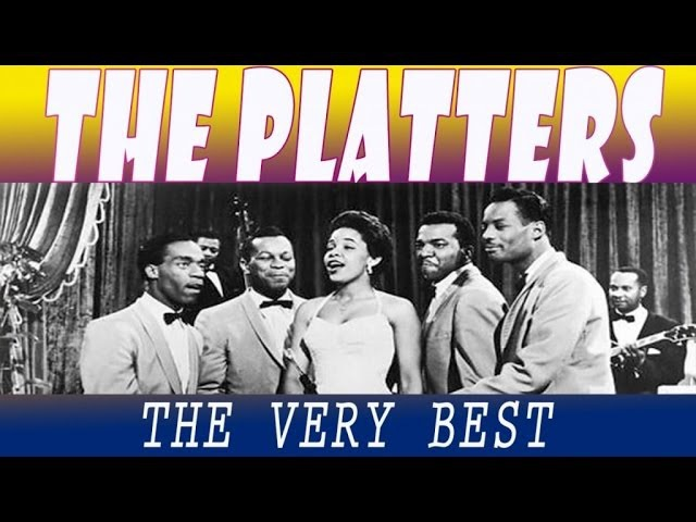 THE PLATTERS - THE PLATTERS THE VERY BEST