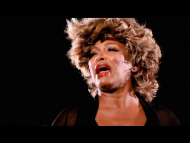 Tina Turner - When The Heartache is Over (HD 1080p)