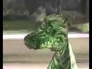 Бумажный дракон Иллюзия живого