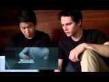 Maze Runner The Scorch Trials - Cast Reaction Trailer