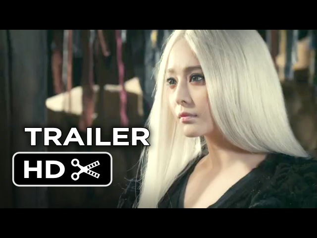 White Haired Witch Official Trailer 1 2015 Bingbing Fan Movie HD