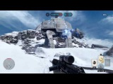 Star Wars Battlefront FUNNY MOMENT