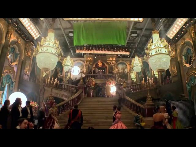 Cinderella Behind The Scenes Footage - Richard Madden, Lily James, Cate Blanchett - Disney (2015)