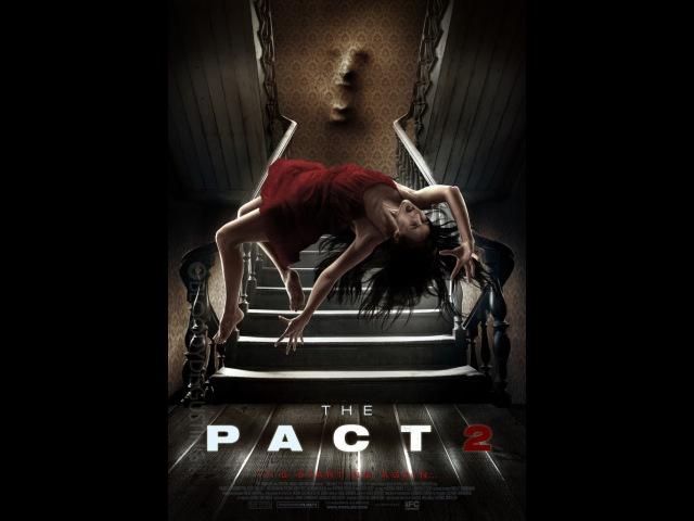 Paktas 2 The pact 2 Siaubo filmas pilnas LT
