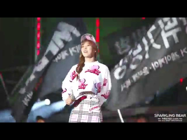 [fancam] 150523 드림콘서트 dream concert 스폐셜 무대 MFBTY wendy 웬디 focus
