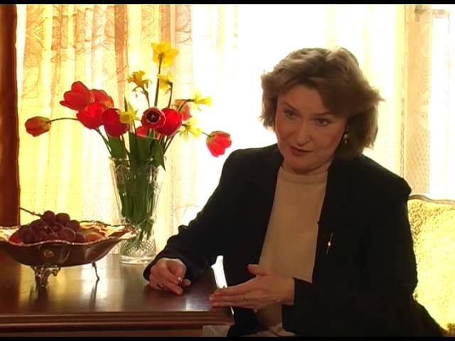 Наталья Нарочницкая о православной культуре