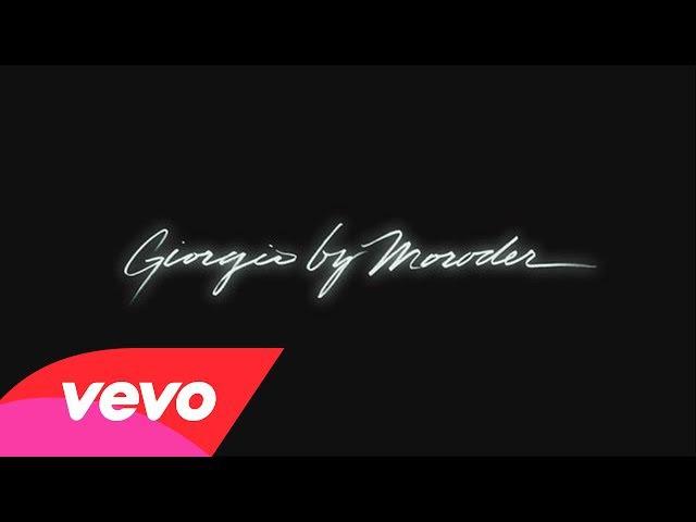 Daft Punk - Giorgio by Moroder (Official Audio)