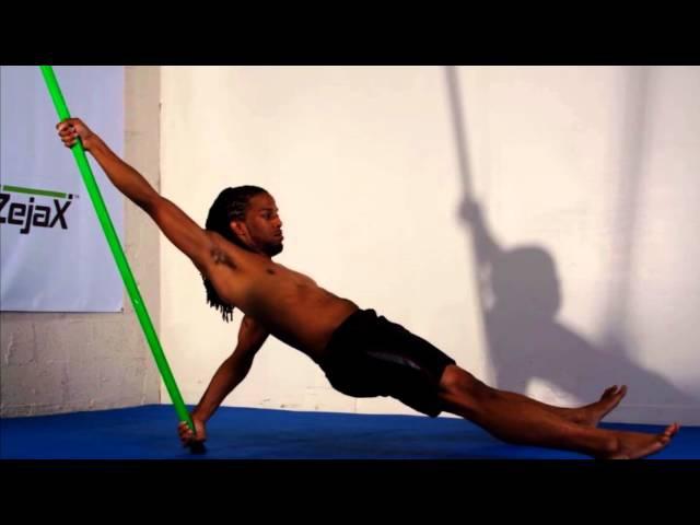 Zejax Bodyweight Training Promo