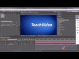 Практика After Effects® CS5 - Создаем заставку для ролика. ч.4
